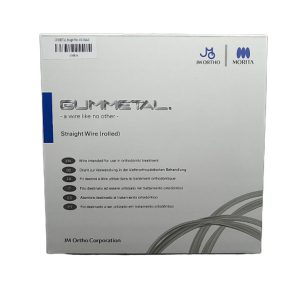 GUMMETAL Straight Wire-Nudent