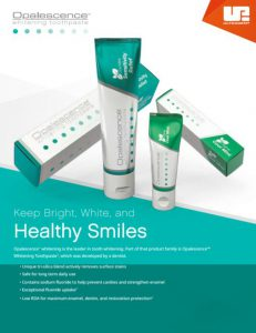 Opalescence™ Whitening Toothpaste-Brochure