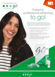 Opalescence Go Whitening Sales Sheet