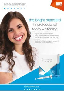 Opalescence PF Whitening Sales Sheet