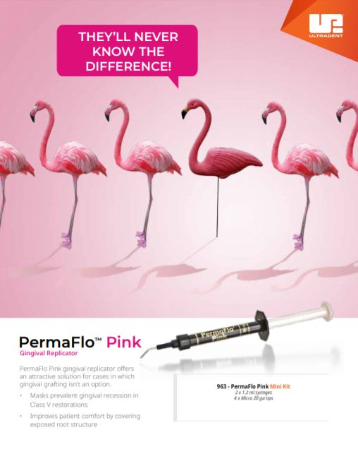 PermaFlo Pink-Brochure
