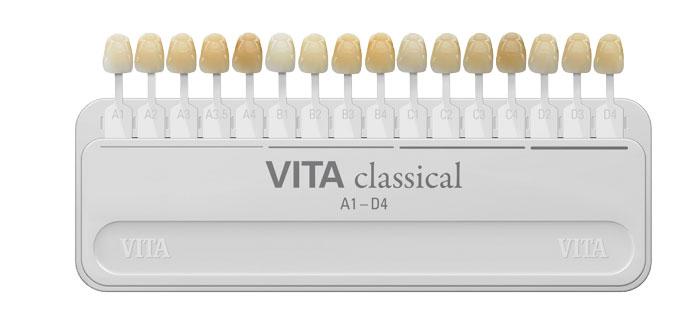 Vita Lumin Shade Guide