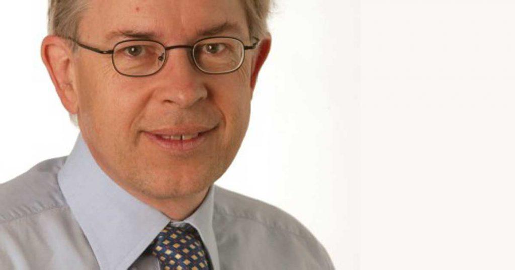 Jon Dahl. (Photo UiO)