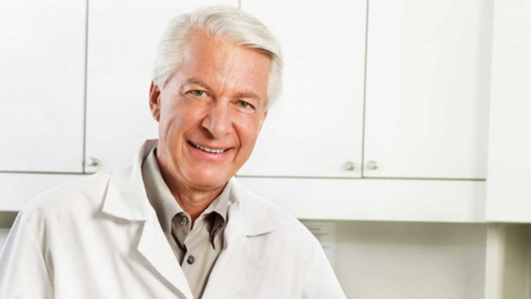 Dr. Dan Fischer, Founder and CEO of Ultradent