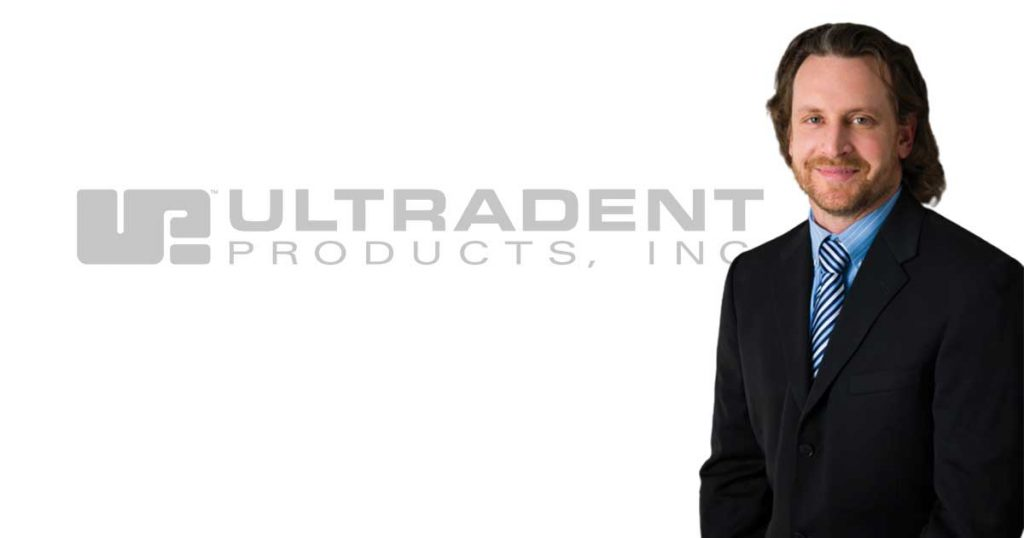 Neil Jessop, Ultradent's Vice President of Research and Development