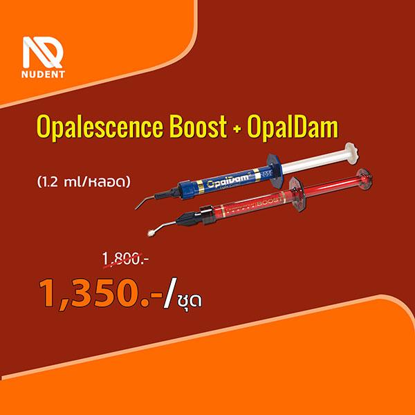 Opalescence Boost+OpalDam Promotion 2021