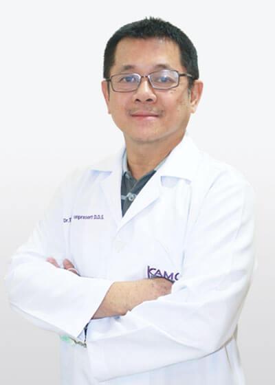 Dr. Thaweesak Unprasert