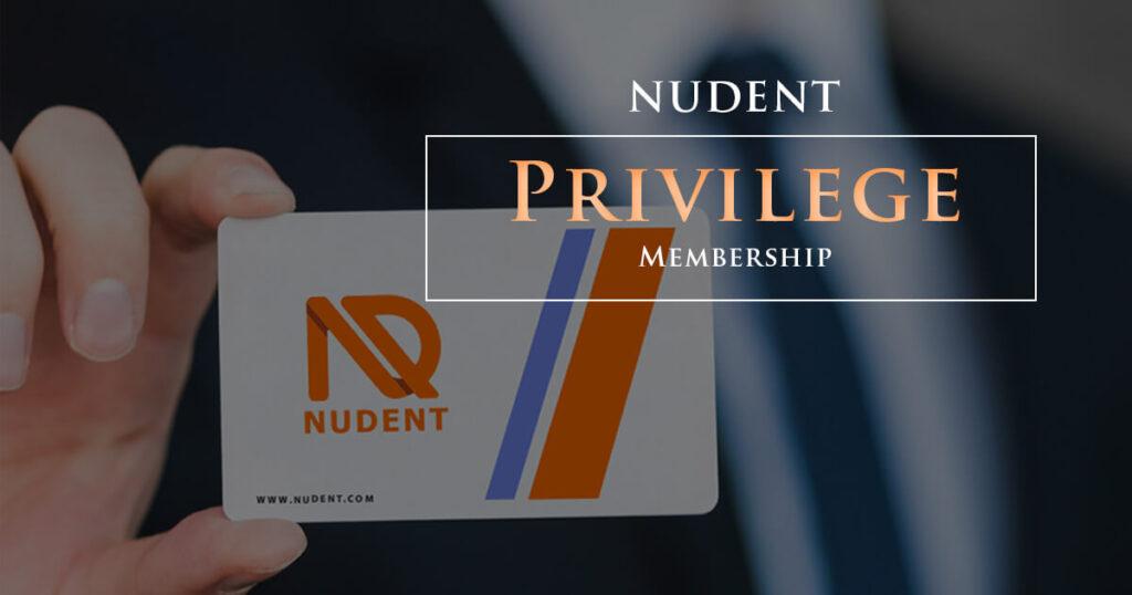 Nudent Privilege Membership